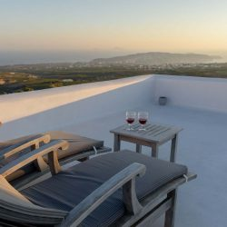 Sensation Villa in Pyrgos Village of Santorini Island by Senses Collection