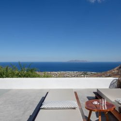 Amorous Villa in Santorini island at Pyrgos Village