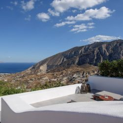 Amorous Villa in Santorini island at Pyrgos Village