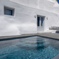 Delilah Villa of senses Luxury Villa in Pyrgos of Santorini island